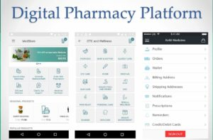 Dgtal Pharmaceutical Application Development